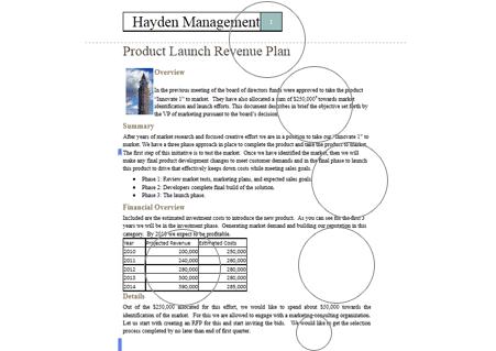 Office Web Apps vs. Google Docs - текстовые процессоры.